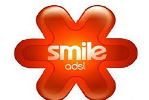 Smile ADSL'den yıllık paket.8768