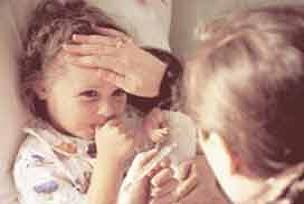 Tokat'ta 300 çocuk hastanelik oldu.9597