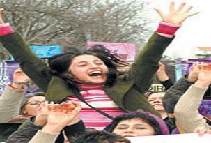 Abdi İpekçi Parkı'nda kadın isyanı.16012
