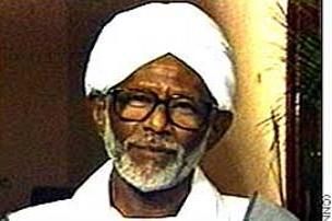 Hasan El Turabi serbest bırakıldı.12807