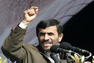 Ahmedinejad: Nerde kaldı ifade özgürlüğü.11997