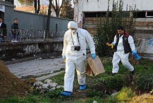 İzmir'de gaz zehirlenmesi: 1 ölü.19134