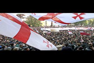 Gürcistan Eurovısıon yarışmasından çekildi.35264