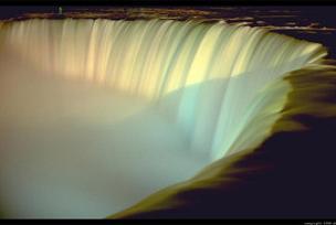 Niagara Şelalesi'nden atladı, ölmedi!.7211