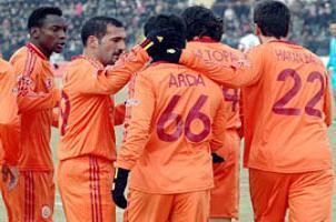 Galatasaray: 1 Hamburg: 1.16106