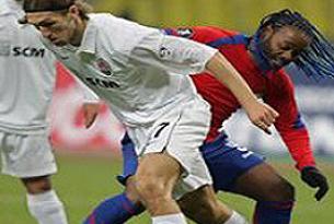 UEFA Kupası'nda toplu sonuçlar!.15023