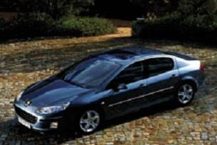 407 lira taksitle Peugeot 407.13335