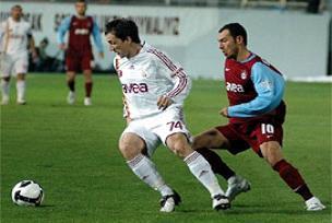 Trabzonspor: 2 Galatasaray: 2.13667