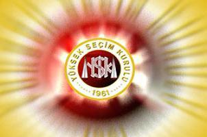 YSK tarih verdi: 7 Haziran 2009.10665