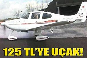 Şansı uçak sahibi yaptı.14852