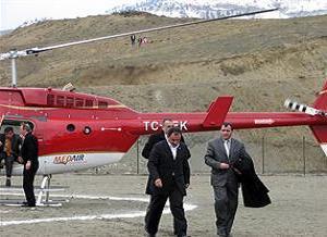D��en helikopterden ilgin� detaylar.17543