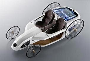 Daimler, konsept model tanıtımı.10953