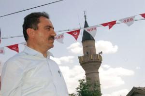 Yazıcıoğlu'nun oy kullanacağı sandık.14226