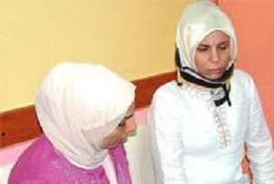 Yazıcıoğlu'nun eşi ve kızı bölgeye gidiyor.8336