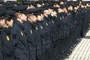 Madrid polisi harekete geçti.13997