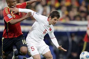 �spanya formas�yla ilk gol.14051