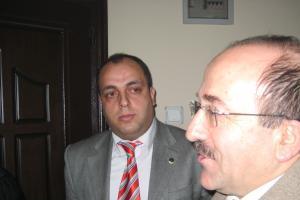 Trabzon'da AK Parti'nin adayı kazandı.9010