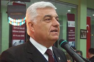 Muğla Belediye Başkanı Osman Gürün.29305