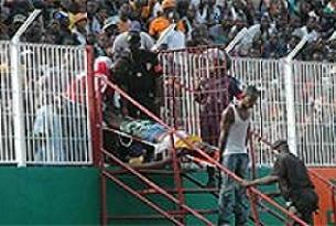 Fildişi ile Malavi maçında 22 ölü.19815