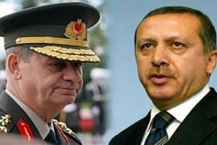 Erdoğan, Başbuğ ile 45 dakika görüştü.12977