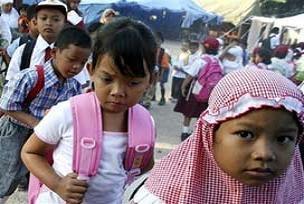 Endonezya'da kutlu doğum coşkusu.18641