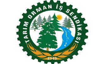Tarım Orman-İş Sendikası kapatıldı.17279