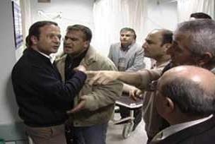 Şanlıurfa'da gazeteciler darp edildi..11590