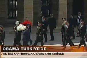 Obama Çankaya'da 'Merhaba asker'.13282
