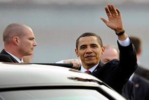 Barack Obama, Dolmabahçe'de!.9547