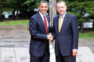 Obama, Erdoğan'ın elini bırakmadı .12565
