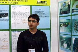 Lise öğrencisinden radyasyona çözüm.16705