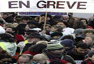 Fransız işçiler yine rehin aldılar.43191