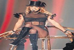 Britney Spears neden konseri yarıda bıraktı?.34208