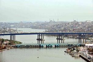 Yeni Galata Köprüsü trafiğe kapanacak.11215