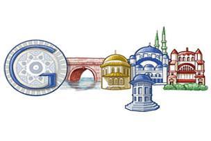 Google'dan Mimar Sinan'ı unutmadı.9569
