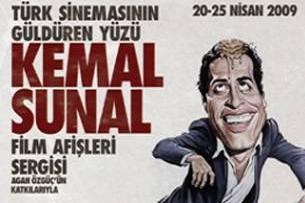 Kemal Sunal Film afişleri sergisi açılıyor.15616