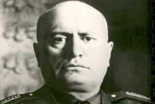 Faşist Mussolini'ye kızından büyük ihanet.8591