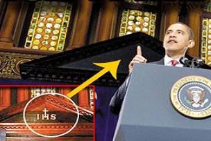 Obama haçı kaldırdı ABD fena karıştı.16454