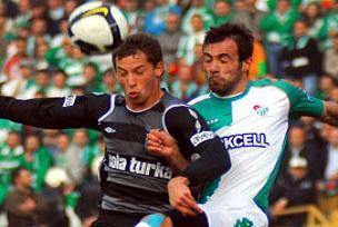Beşiktaş - Bursaspor 0-0 (Maç Sonu).16352