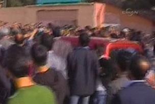 Bir belediye başkanına saldırı da Kayseri'de.9713