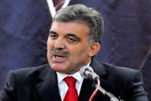 Cumhurbaşkanı Gül Kırgızistan'a gitti.10267