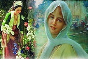Türkler'in bile bilmediği Osmanlı kadını.17433