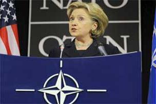 Clinton'dan Bağdat'a beklenmedik ziyaret.10670