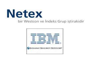 Neteks, IBM ISS distribütörü oldu.6937
