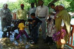 Sudan'dan Türk okullarına büyük övgü.20584