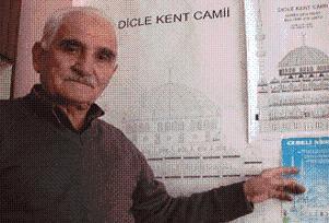 Diyarbakır'ı camilerle donatan hayırsever.15729
