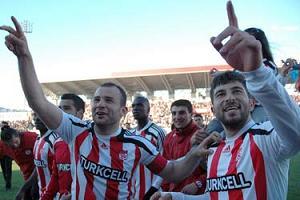 Sivasspor, ilk maçında 5 gol yedi.14974