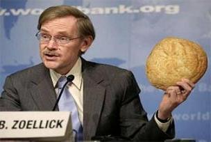 Zoellick: Kriz, insani felakete d�nebilir.11463