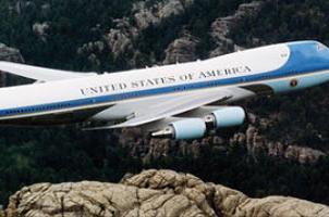 ABD'de hava da büyük panik yaşandı.13700