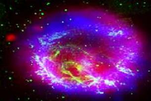 En yaşlı gök cismi tespit edildi .35603